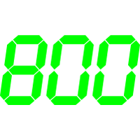 800 icon