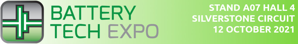 Battery Expo 2020  banner - date changed to 12 Oct 2021