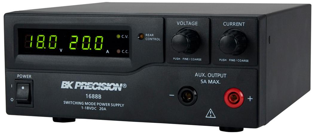 BK Precision BK1685B Series DC Power Supplies | TTid