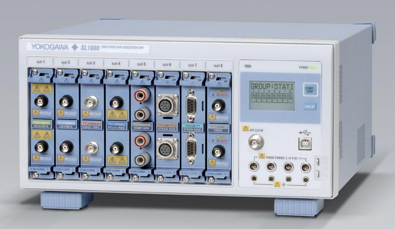 Data Acquisition Unit : Yokogawa sl data acquisition unit ttid