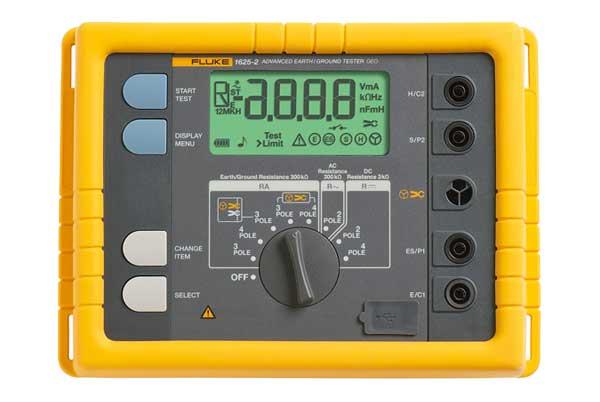 Fluke 1623 2 1625 2 Geo Earth Ground Tester Ttid