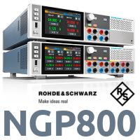 NGP800 DC power supplies