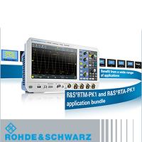 Rohde and Schwarz PK1 bundle promo
