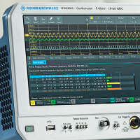 RTM3000 scope screen