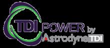 Astrodyne TDI logo
