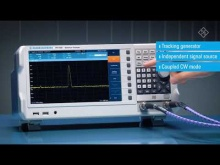 Embedded thumbnail for Rohde and Schwarz FPC1500
