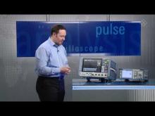Embedded thumbnail for R&S® RTP oscilloscope: RF pulse train analysis