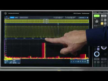 Embedded thumbnail for Rohde and Schwarz RTO6: Zone trigger in time- and frequency-domain