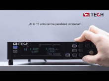 Embedded thumbnail for ITECH IT-M3400 Series 3 minute introduction