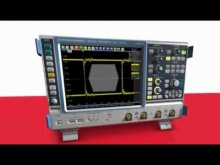 Embedded thumbnail for Rohde and Schwarz RTO Oscilloscopes