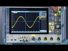 Embedded thumbnail for R&S® RTP oscilloscope: Precise digital trigger