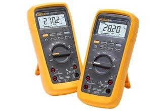 Fluke 27 and 28 series II multimeters