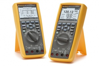 Fluke 287 and 289 multimeters