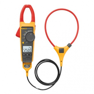 Fluke 376 clamp meter with supplied iFlex current probe