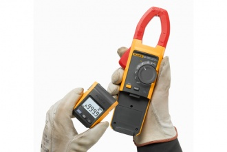 Fluke 381 removable display clamp meter (380 series)