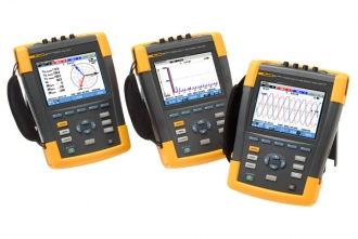 Fluke 434 Power Quality and energy analyzer