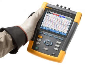 Fluke 435 Power Quality and energy analyzer