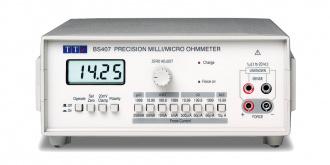 Aim-TTi BS407 micro-ohmmeter