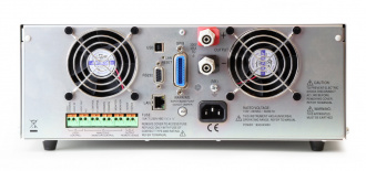 Aim-TTi QPX1200DP back panel