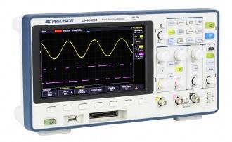B&K Precision 2542C (2540C series) oscilloscope - left