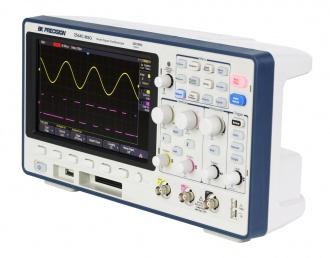 B&K Precision 2542C (2540C series) oscilloscope - right