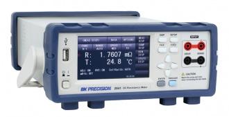 BK Precision BK2841 (BK2840 Series) DC resistance meter - angled