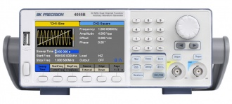 BK Precision 4055B function generator (4050B series) - front panel
