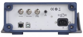 BK Precision 4055B function generator (4050B series) - rear