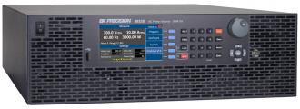 B+K Precision 9832B Series AC Source - left