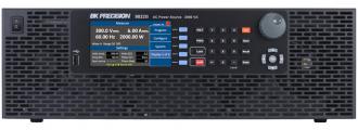 B+K Precision 9832B Series AC Source - front