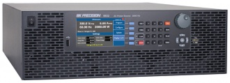 B&K Precision 9832 (9830 Series) AC source - left
