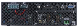 B&K Precision 9833 (9830 Series) AC source - rear