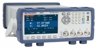 BK Precision BA6011 battery analyzer (BA6010 series) - left