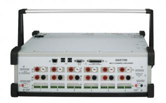 BK Precision Sefram DAS1700 data acquisition system - end