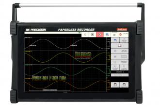 BK Precision Sefram DAS1700 data acquisition system - front