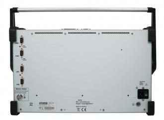 BK Precision Sefram DAS1700 data acquisition system - rear