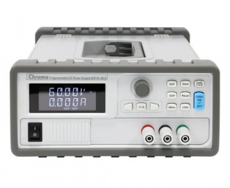 Chroma 62015L-60-6 (62000L Series) - front