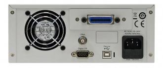 Chroma 63004 (63000 series) electronic load - back panel