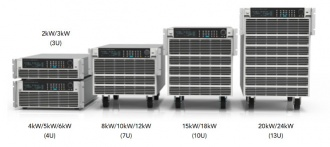 Chroma 63200A Series DC Loads