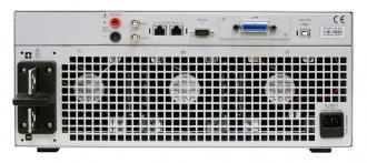 Chroma 63205E Electronic Load (63200E series) 4U chassis rear panel