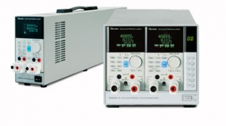 Chroma 63500 Series DC Load single and dual frame units.