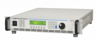California Instruments 1501iX (Compact i/iX series) AC power source