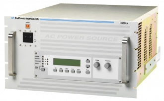 California Instruments 4500LS (LS Series) AC Power Source