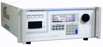 California Instruments 5001iX (i/iX series II) AC+DC power source