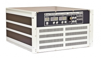 Elettrotest CPS/M AC power source - 10kVA version front