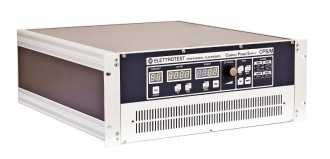 Elettrotest CPS/M AC power source - 1kVA versions front