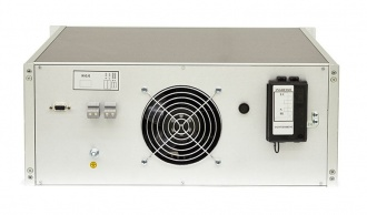 Elettrotest CPS/M AC power source - 1kVA versions rear