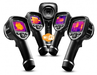 FLIR Ex Series Thermal Imagers
