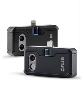 FLIR ONE Pro thermal imager for iOS or Android