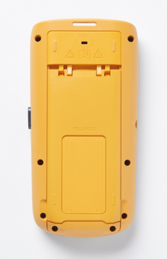 Fluke 125B ScopeMeter (120B series) - back